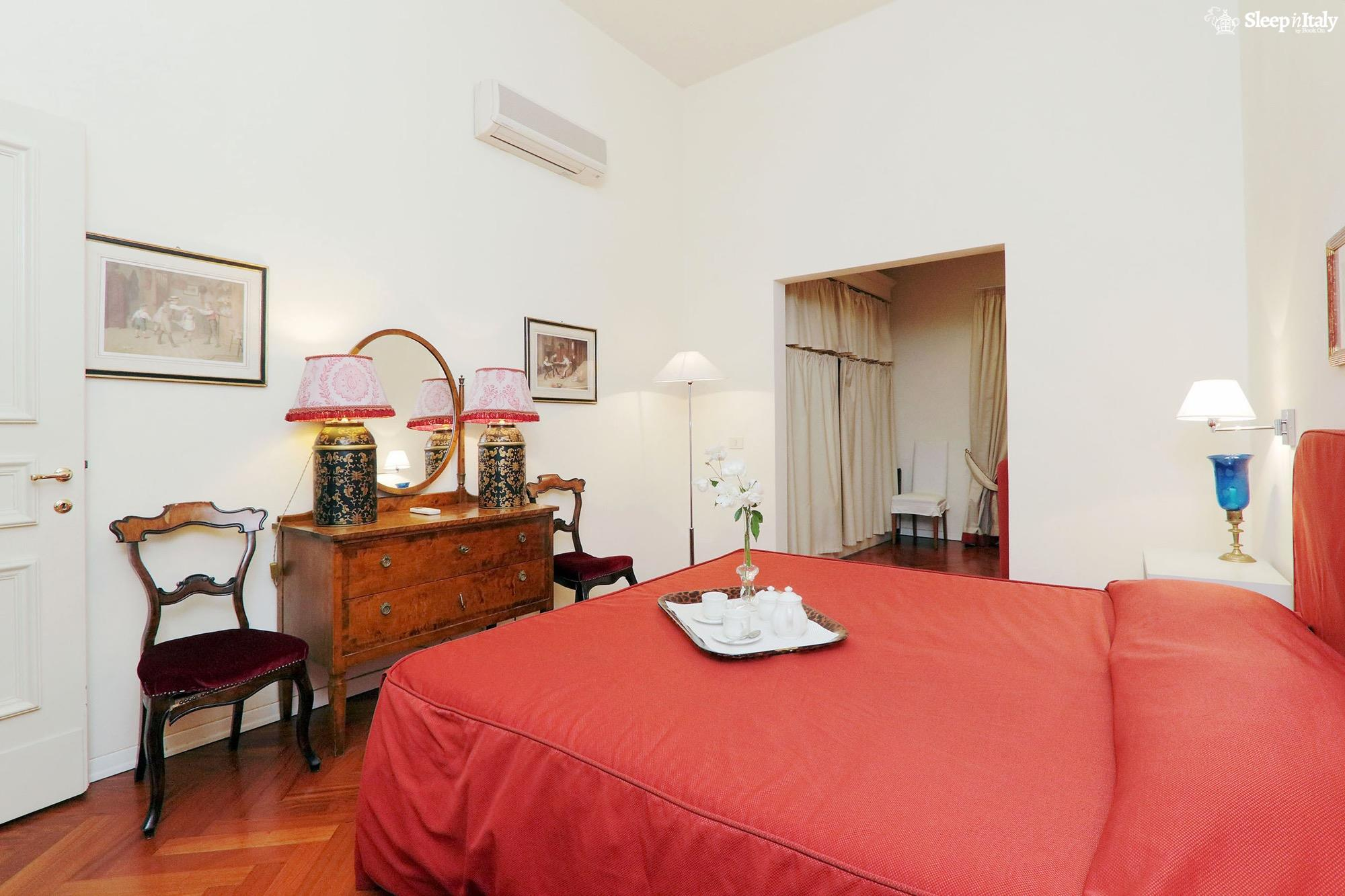 Florence apartments duomo cer 5 sleep in italy for Florence apartments