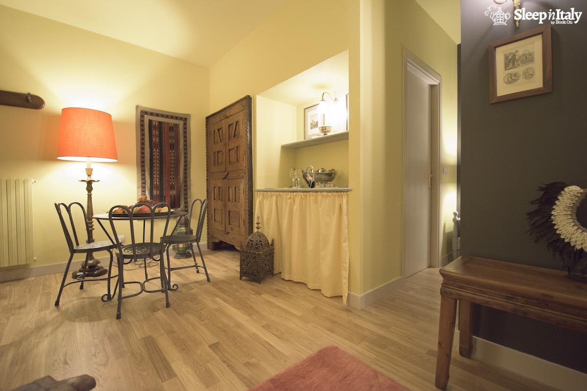 Torino boutique aparthotel saffron suite for Aparthotel torino