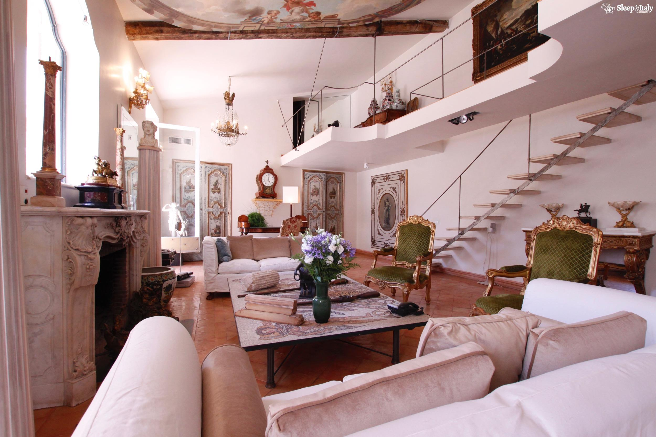 Promo 60% Off Rome Unique Navona Terrace 2 Br Apartment ...